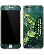 Metal Green Lantern iPhone 6/6s Skin