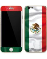 Mexico Flag iPhone 6/6s Skin
