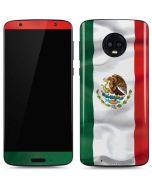 Mexico Flag Moto G6 Skin