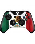 Mexico Flag Xbox One Controller Skin