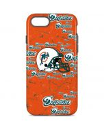 Miami Dolphins - Blast iPhone 8 Pro Case