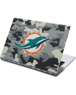 Miami Dolphins Camo Yoga 910 2-in-1 14in Touch-Screen Skin