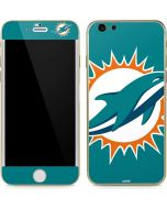 Miami Dolphins Large Logo iPhone 6/6s Skin