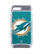 Miami Dolphins Large Logo iPhone 8 Plus Cargo Case