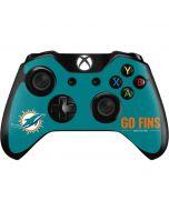 Miami Dolphins Team Motto Xbox One Controller Skin