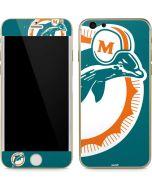Miami Dolphins Retro Logo iPhone 6/6s Skin