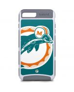 Miami Dolphins Retro Logo iPhone 8 Plus Cargo Case