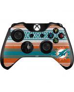 Miami Dolphins Trailblazer Xbox One Controller Skin