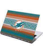 Miami Dolphins Trailblazer Yoga 910 2-in-1 14in Touch-Screen Skin
