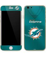 Miami Dolphins Team Jersey iPhone 6/6s Skin