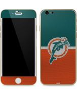Miami Dolphins Vintage iPhone 6/6s Skin