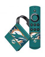 Miami Dolphins Zone Block Amazon Fire TV Skin