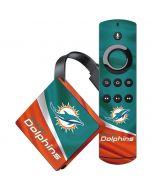 Miami Flag Design Amazon Fire TV Skin