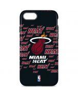 Miami Heat Blast iPhone 8 Pro Case