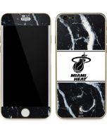 Miami Heat Marble iPhone 6/6s Skin