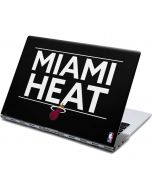 Miami Heat Standard - Black Yoga 910 2-in-1 14in Touch-Screen Skin