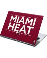 Miami Heat Standard - Red Yoga 910 2-in-1 14in Touch-Screen Skin