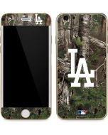 Los Angeles Dodgers Realtree Xtra Green Camo iPhone 6/6s Skin