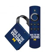 Michigan Hail to the Victors Amazon Fire TV Skin
