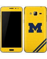 Michigan Large Logo Galaxy J3 Skin