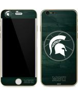 Michigan State Basketball Courtside iPhone 6/6s Skin