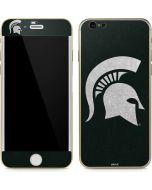 Michigan State University Spartans Logo iPhone 6/6s Skin