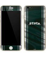 Michigan State University Jersey Grey iPhone 6/6s Skin