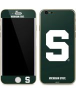 Michigan State University Spartans S iPhone 6/6s Skin