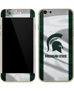 Michigan State University Spartans Jersey iPhone 6/6s Skin