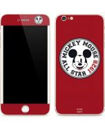 Mickey Mouse All Star iPhone 6/6s Plus Skin