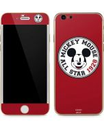 Mickey Mouse All Star iPhone 6/6s Skin