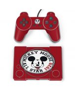 Mickey Mouse All Star PlayStation Classic Bundle Skin