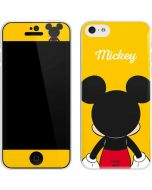 Mickey Mouse Backwards iPhone 5c Skin