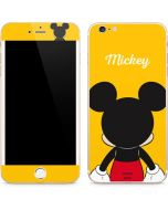 Mickey Mouse Backwards iPhone 6/6s Plus Skin