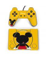 Mickey Mouse Backwards PlayStation Classic Bundle Skin