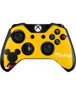 Mickey Mouse Backwards Xbox One Controller Skin