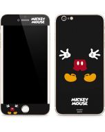 Mickey Mouse Body iPhone 6/6s Plus Skin