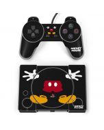 Mickey Mouse Body PlayStation Classic Bundle Skin