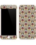 Mickey Mouse Formation iPhone 6/6s Plus Skin