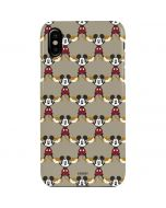 Mickey Mouse Formation iPhone XS Max Lite Case