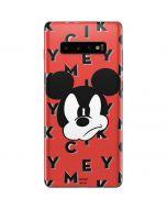Mickey Mouse Grumpy Galaxy S10 Plus Skin