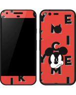 Mickey Mouse Grumpy Google Pixel Skin