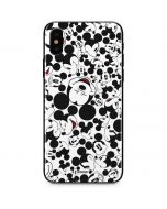 Mickey Mouse iPhone X Skin