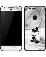 Mickey Mouse Marble Google Pixel Skin