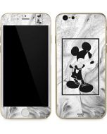 Mickey Mouse Marble iPhone 6/6s Skin