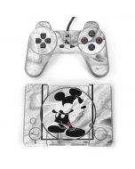 Mickey Mouse Marble PlayStation Classic Bundle Skin