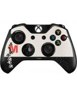 Mickey Mouse Silhouette Split Xbox One Controller Skin
