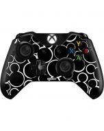 Mickey Mouse Silhouette Xbox One Controller Skin