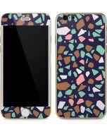Midnight Terrazzo iPhone 6/6s Skin