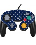 Milwaukee Brewers Full Count Nintendo GameCube Controller Skin